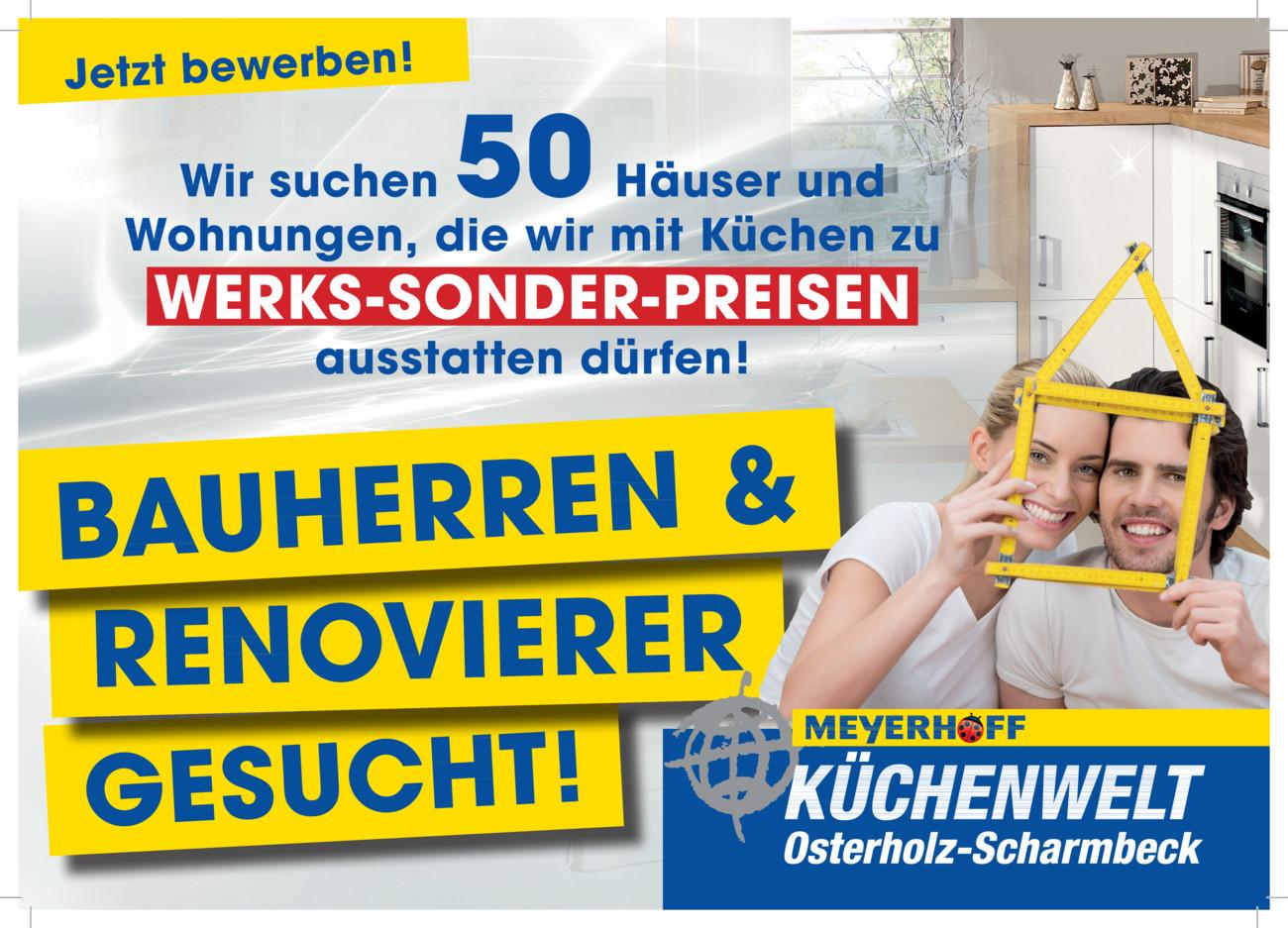 Meyerhoff Küchen vom Donnerstag, 04.04.2019
