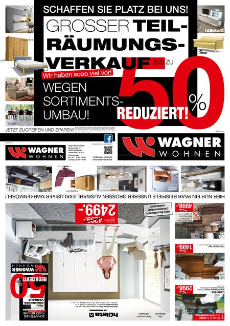Wagner Wohnen vom 22.06.2019