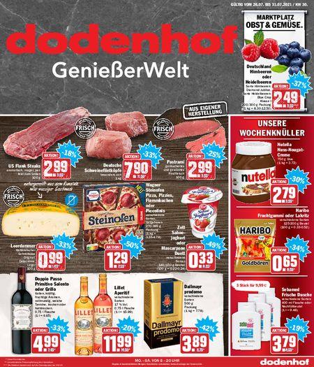 Dodenhof PKW 30 vom 20.07.2019