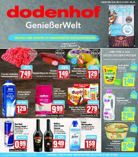 GenießerMarkt-Beilage PKW 39 vom 21.09.2020
