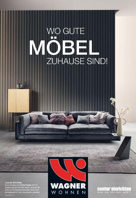 Wagner Wohnen vom 18.09.2021