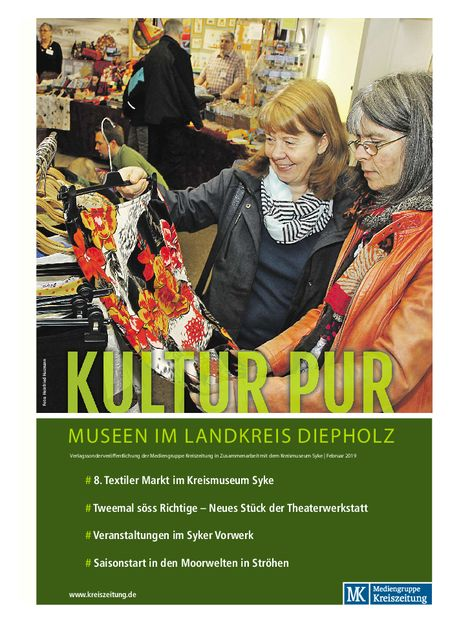 Kultur Pur vom 15.02.2019