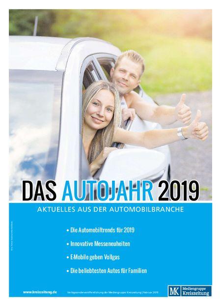 Das Autojahr vom 16.02.2019