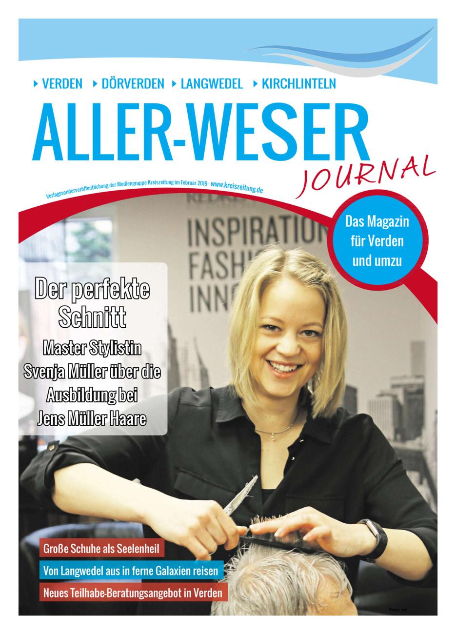 Aller-Weser-Journal vom Freitag, 22.02.2019