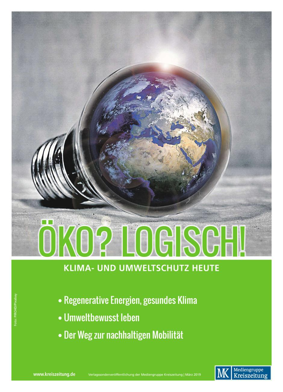 Öko?Logisch! - Das Umweltmagazin vom Freitag, 15.03.2019