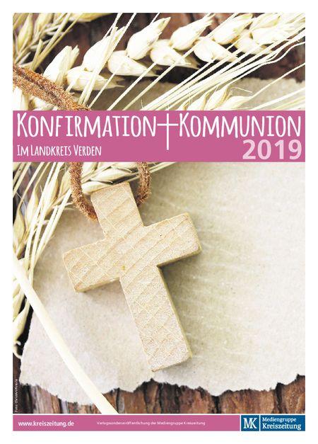 Konfirmation und Kommunion vom 06.04.2019