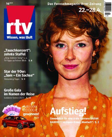 RTV 20.04. - 26.04.2019 vom 16.04.2019