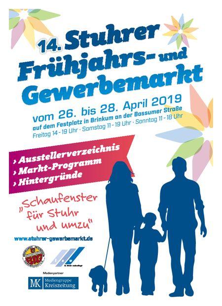 Stuhrer Frühjahrs- und Gewerbemarkt vom 24.04.2019