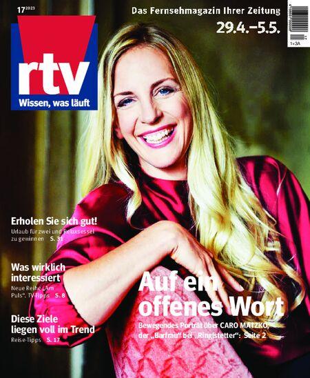 RTV 27.04. - 03.05.2019 vom 23.04.2019