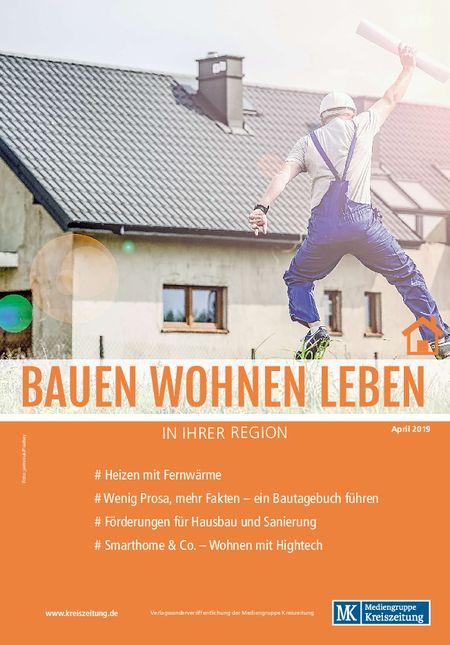 Bauen Wohnen Leben (Süd) vom 26.04.2019