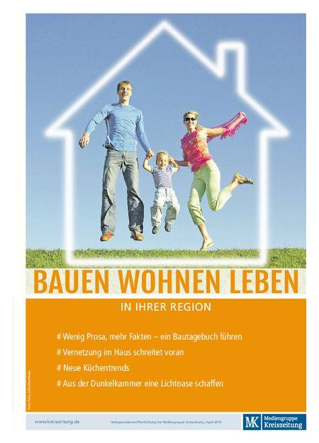 Bauen, Wohnen, Leben (Nord) vom 26.04.2019