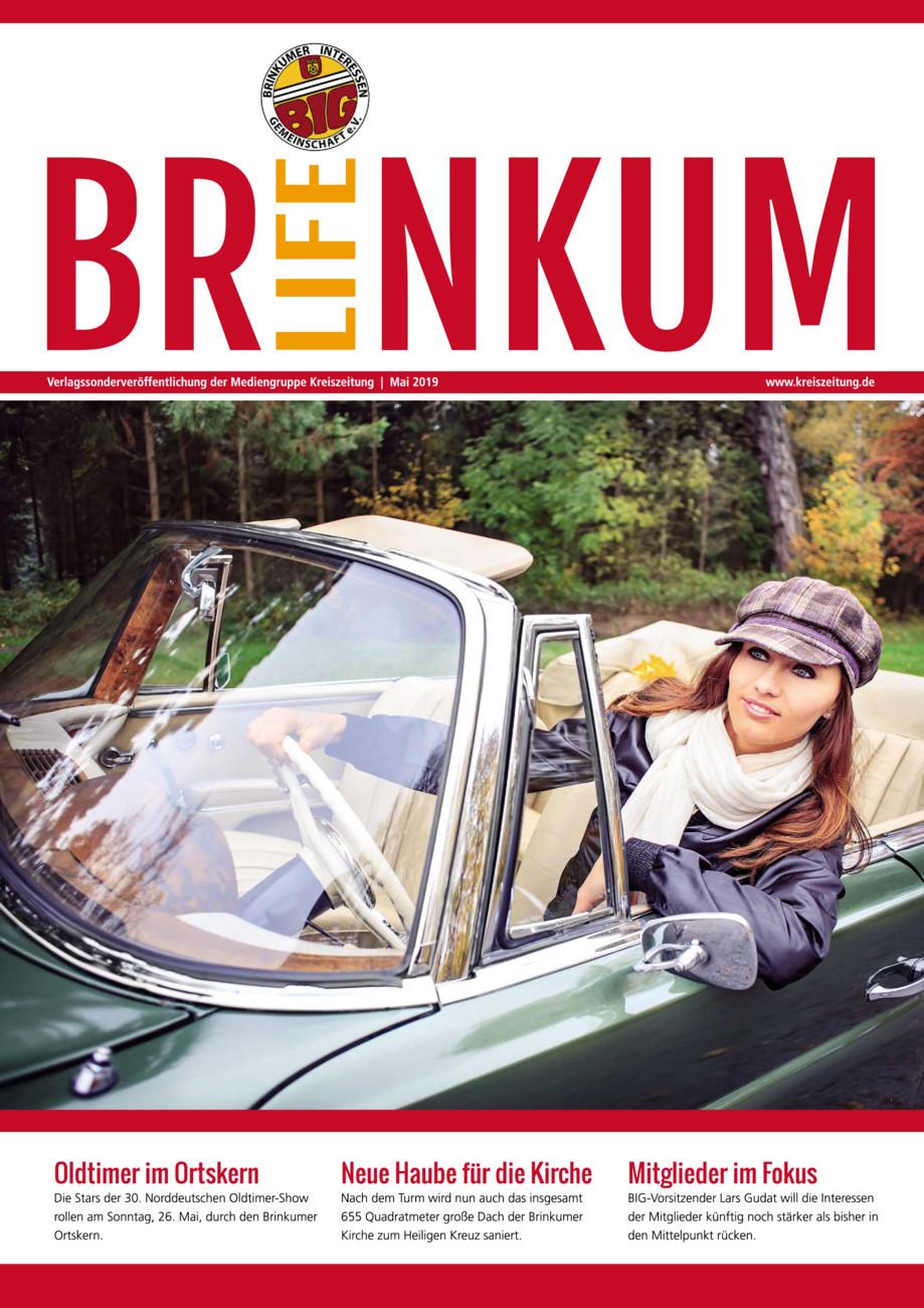 Brinkum Life vom Mittwoch, 15.05.2019