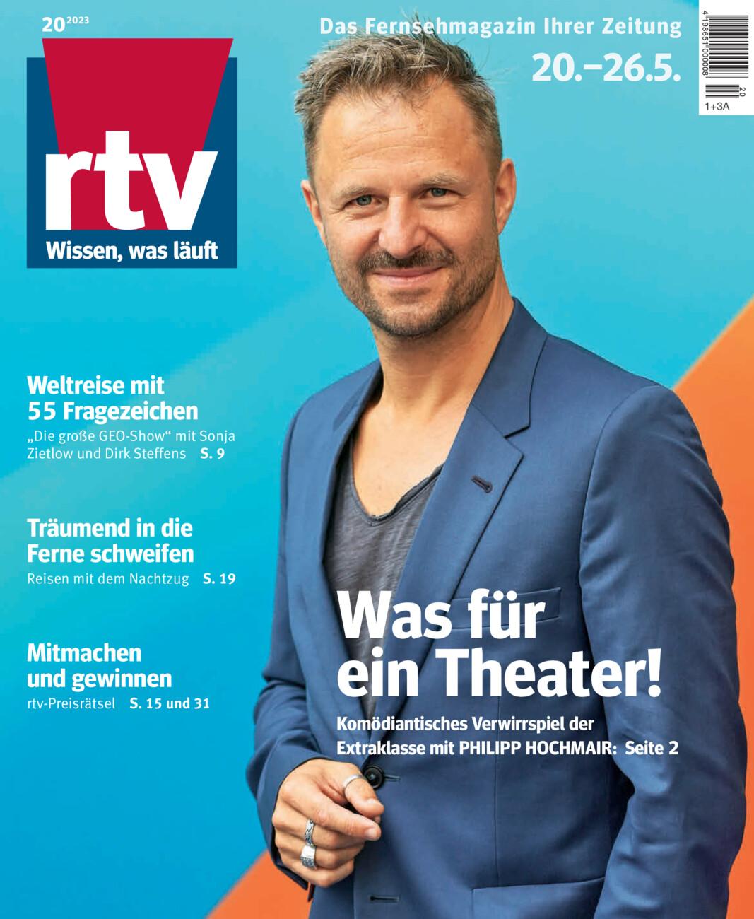 RTV 18.05. - 24.05. vom Dienstag, 14.05.2019