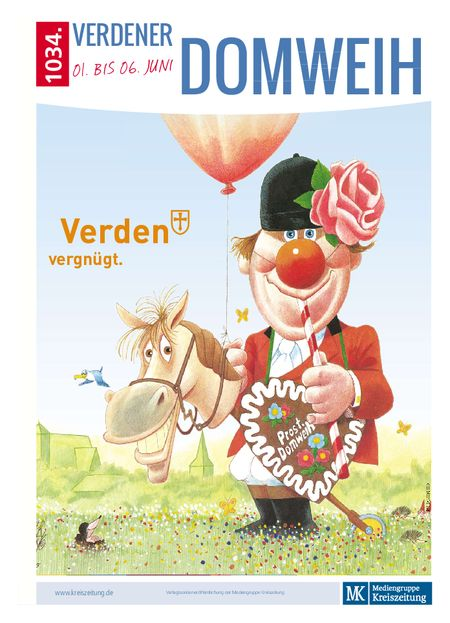 Verdener Domweih 2019 vom 01.06.2019