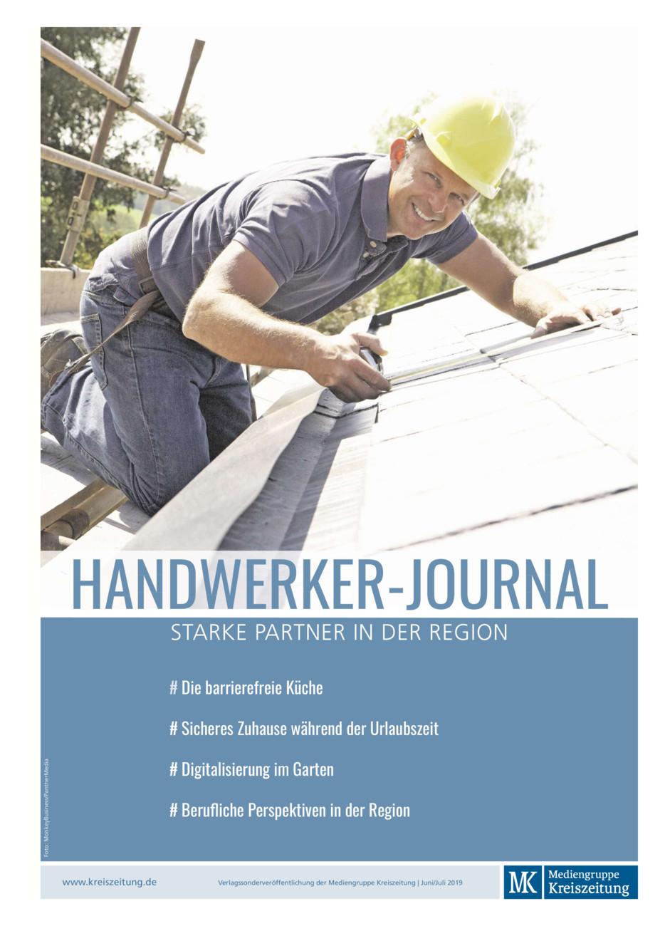 Handwerker-Journal vom Freitag, 28.06.2019