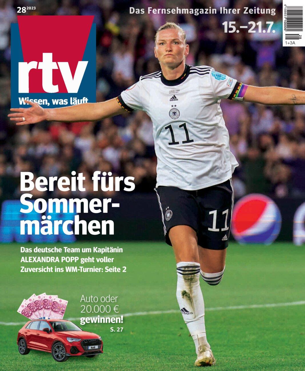 RTV 13.07. - 19.07. vom Dienstag, 09.07.2019
