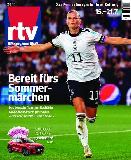 RTV 13.07. - 19.07. vom 09.07.2019