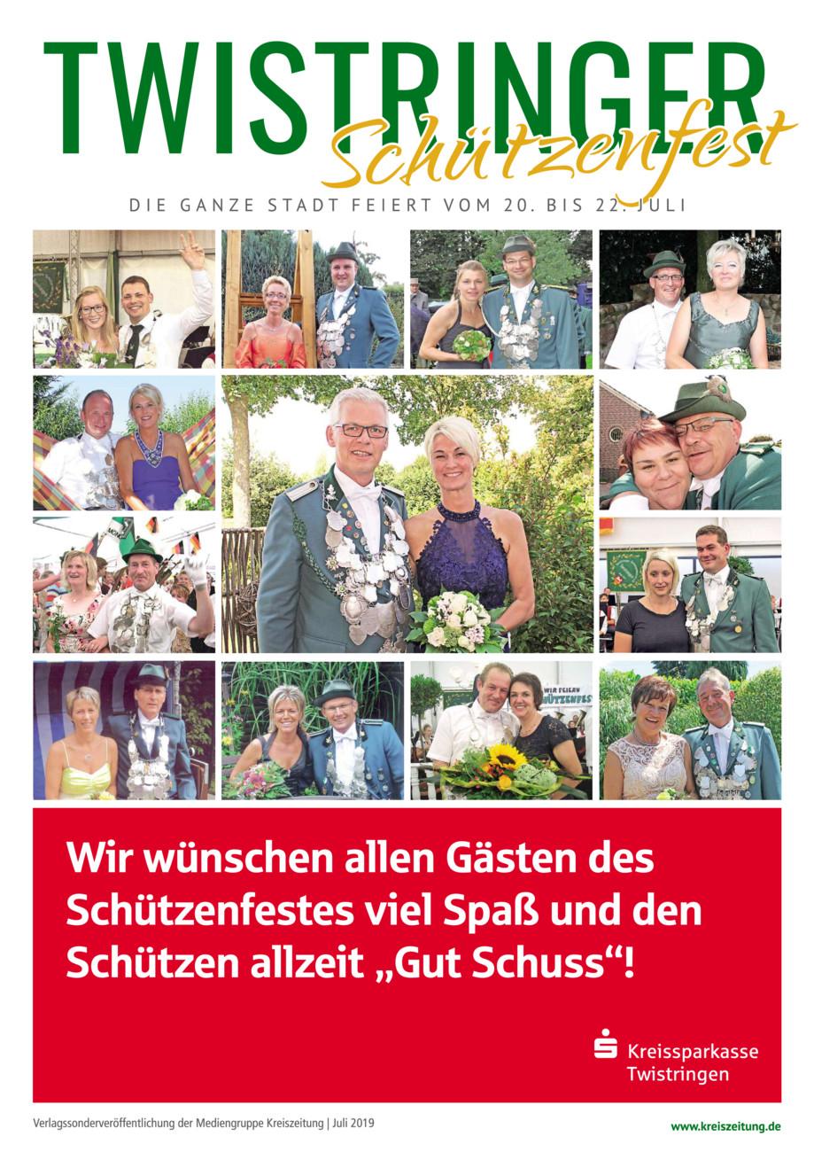 Twistringer Schützenfest vom Donnerstag, 18.07.2019