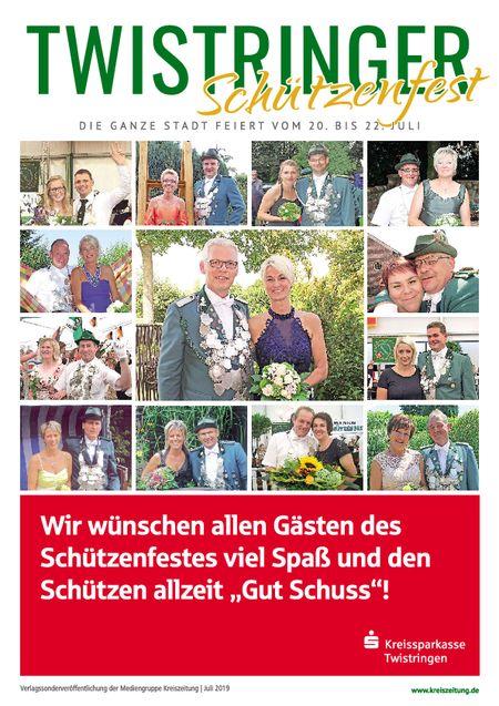 Twistringer Schützenfest vom 18.07.2019
