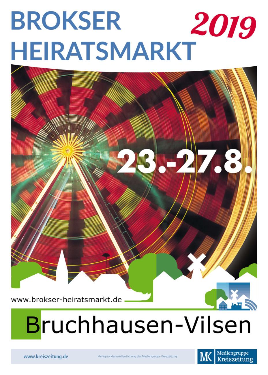 Brokser Heiratsmarkt 2019 vom Freitag, 16.08.2019