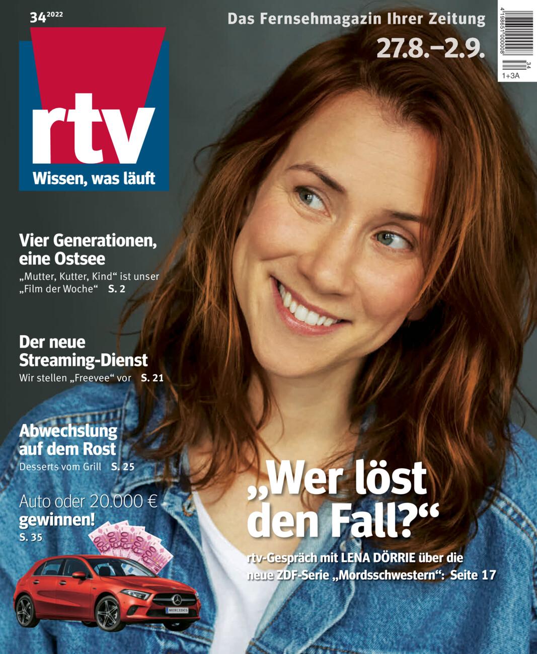 RTV 24.08. - 30.08. vom Dienstag, 20.08.2019
