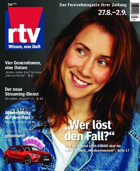 RTV 24.08. - 30.08. vom 20.08.2019