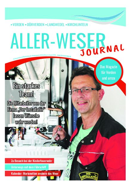 Aller-Weser-Journal vom 23.08.2019