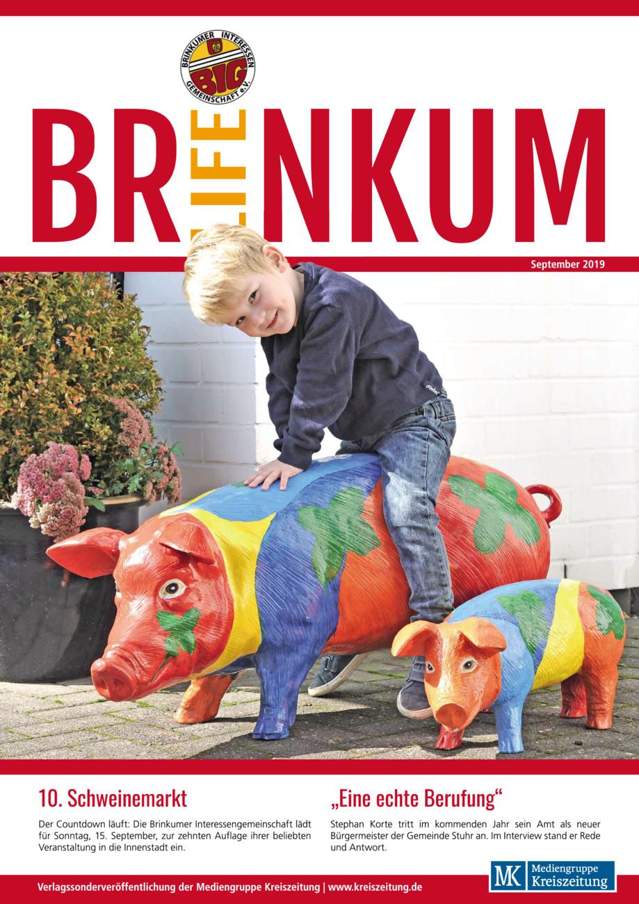 Brinkum Life vom Donnerstag, 05.09.2019