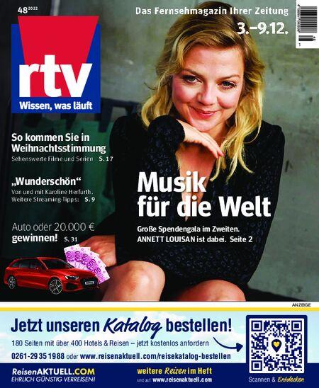 RTV - KW48 - 30.11.-6.12. vom 26.11.2019