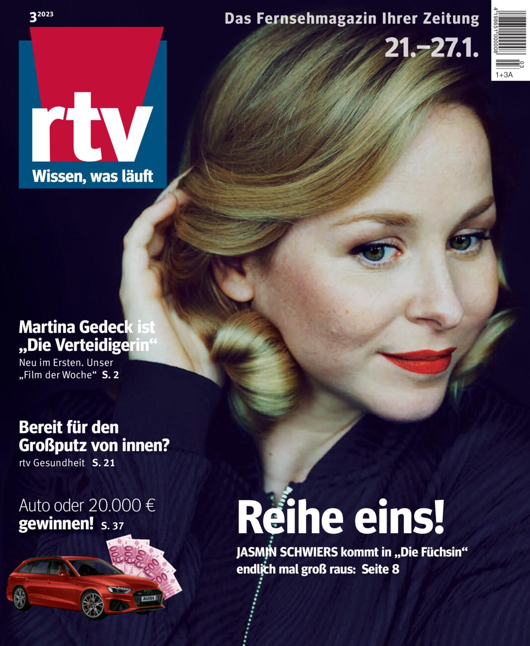 RTV 18. - 24.01. vom Dienstag, 14.01.2020