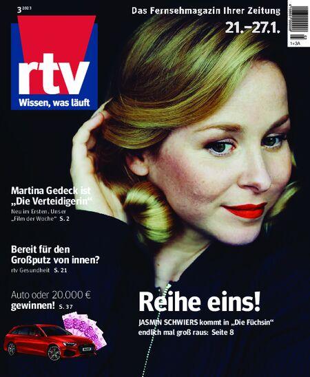 RTV 18. - 24.01. vom 14.01.2020