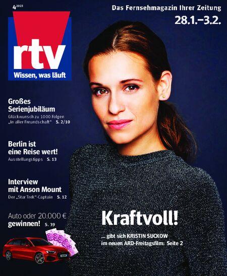 RTV 25. - 31.01. vom 21.01.2020