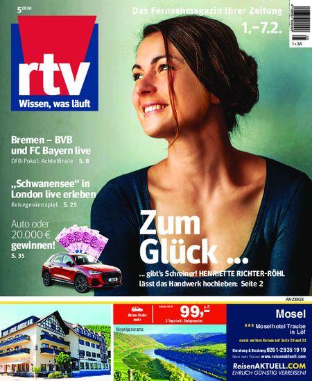 RTV 1.-7.2. vom 28.01.2020