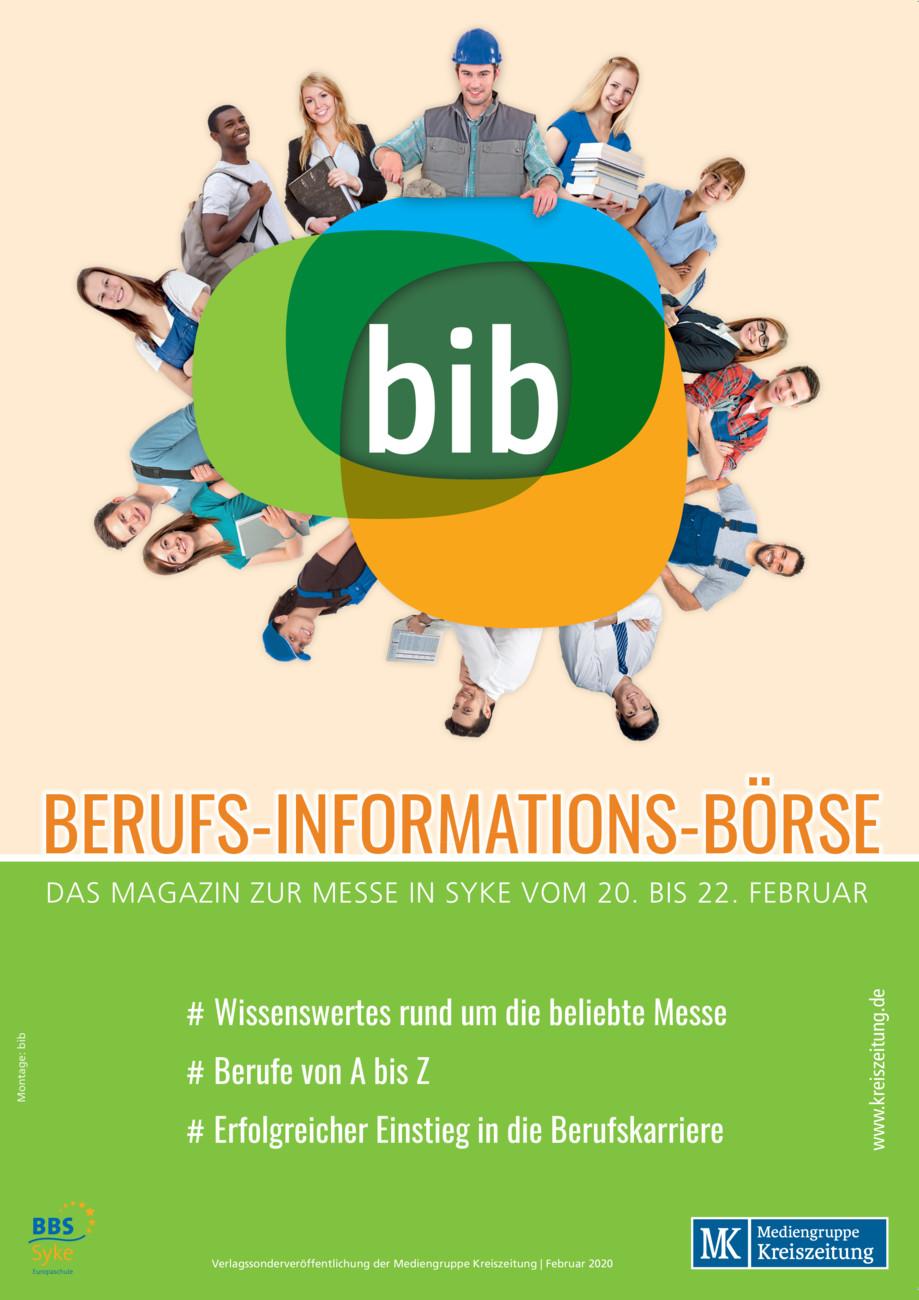 Berufs-Informations-Börse Syke 2020 vom Samstag, 15.02.2020