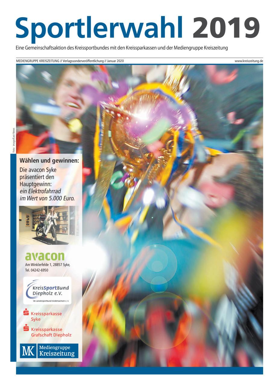 Sportlerwahl 2019 vom Mittwoch, 12.02.2020
