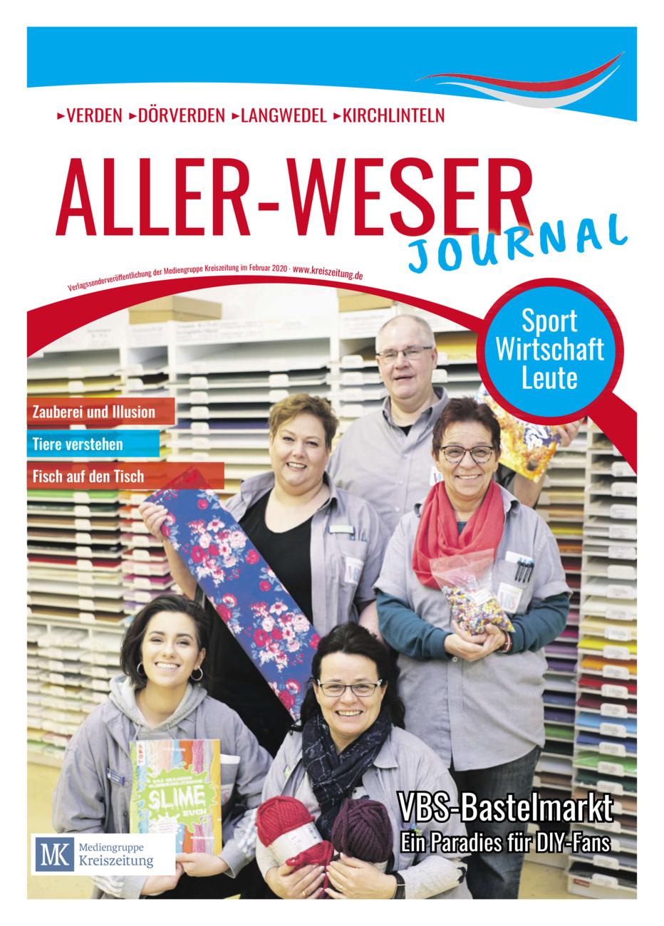 Aller Weser Journal vom Freitag, 21.02.2020