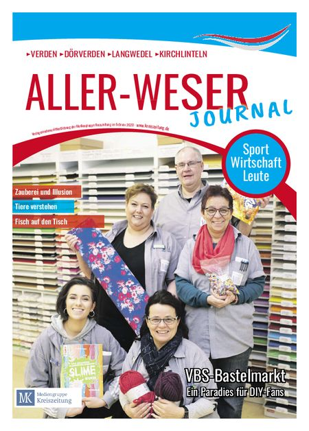 Aller Weser Journal vom 21.02.2020