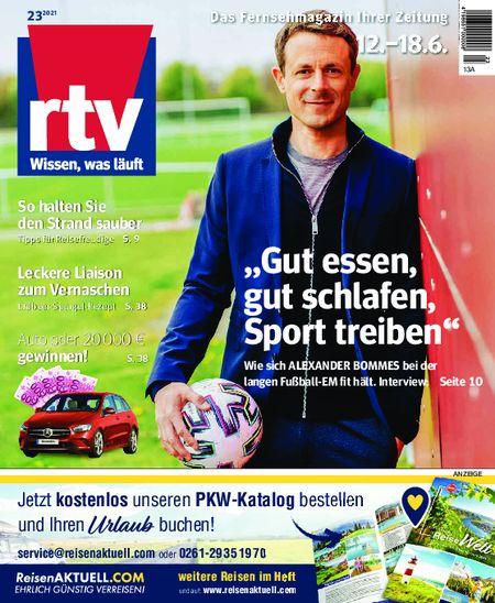 RTV 12. - 18.06. vom 08.06.2021