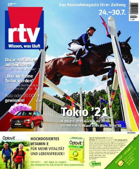 RTV 24. - 30.07. vom 22.07.2021