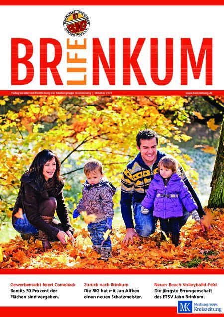 Brinkum life Oktober 2021 vom 06.10.2021