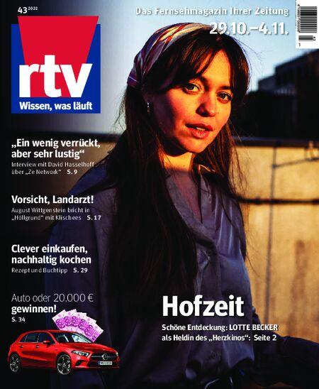RTV 30.10. - 05.11. vom 26.10.2021