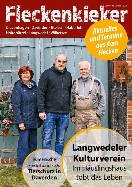 Fleckenkieker 01/2018 vom 19.01.2019
