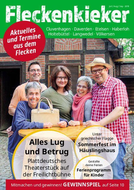 Fleckenkieker 03/2019 vom 26.06.2019
