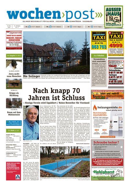 Mk Wochenzeitungen