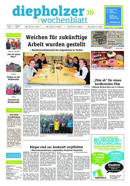 Diepholzer Wochenblatt vom 20.02.2019