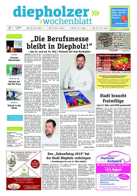 Diepholzer Wochenblatt vom 06.03.2019
