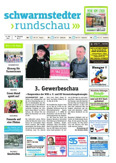 Schwarmstedter Rundschau vom 21.02.2019