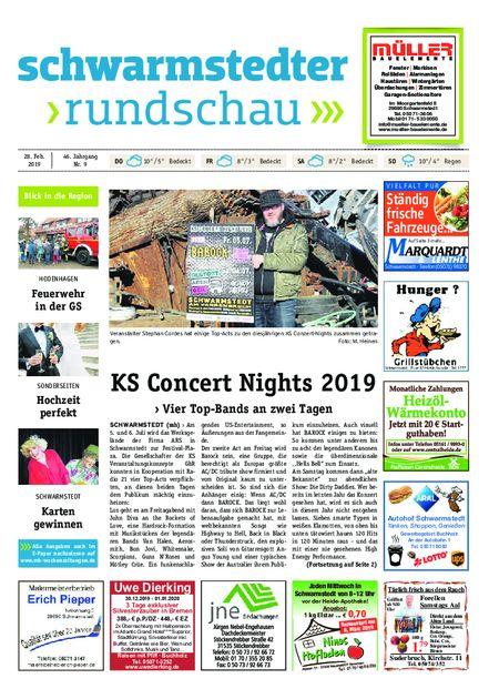 Schwarmstedter Rundschau vom 28.02.2019