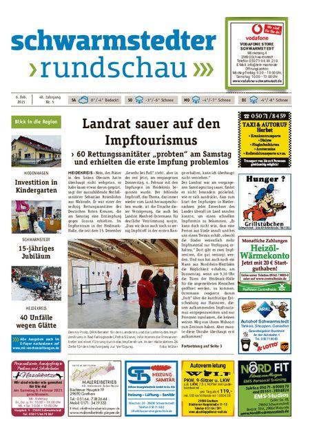 Schwarmstedter Rundschau vom 06.02.2021
