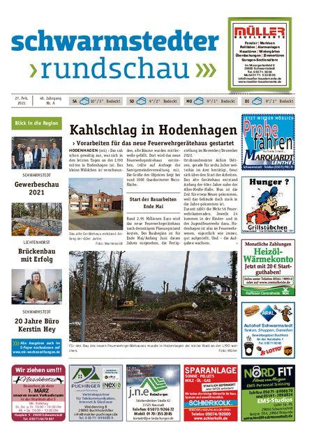 Schwarmstedter Rundschau vom 27.02.2021